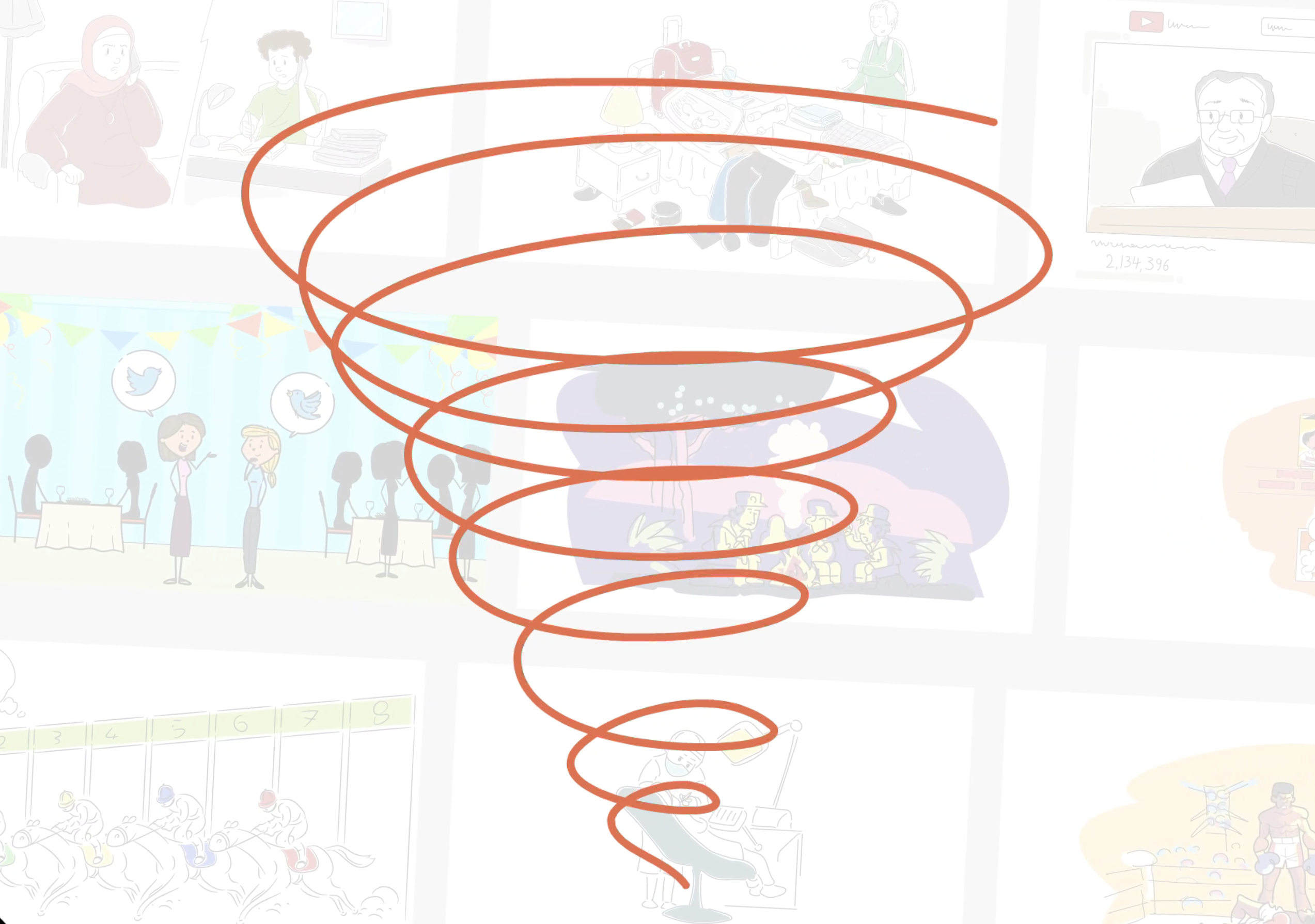 employing a spiral curriculum for best language gains